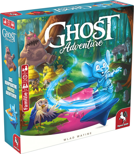 Ghost Adventure 1