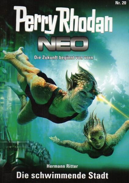 Perry Rhodan - NEO #20: Die schwimmende Stadt f