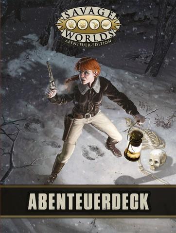 Savage Worlds: Abenteuerdeck