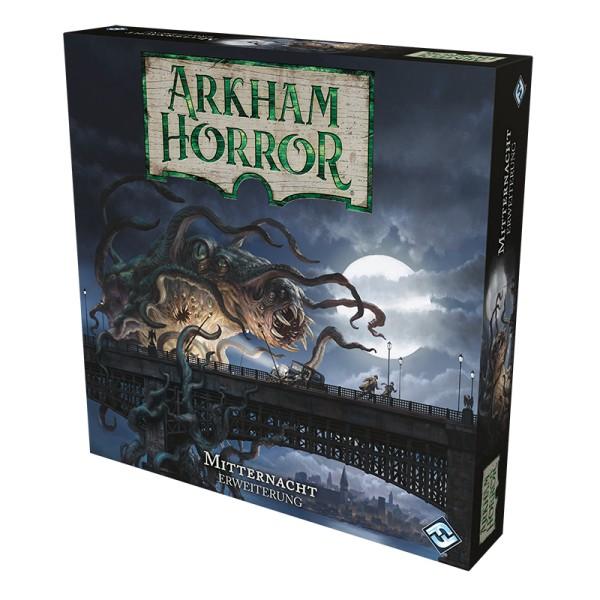 Arkham Horror 3.Ed. - Mitternacht - Erweiterung DE