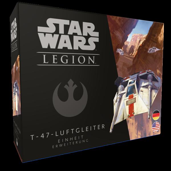 Star Wars: Legion - T-47-Luftgleiter - Einheit - Erweiterung 1