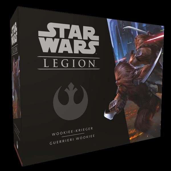 Star Wars: Legion - Wookiee-Krieger - Erweiterung