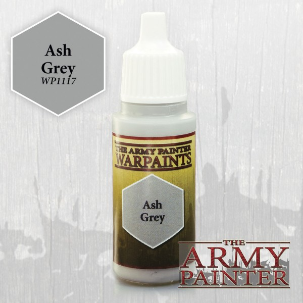 Army Painter Ash Grey
