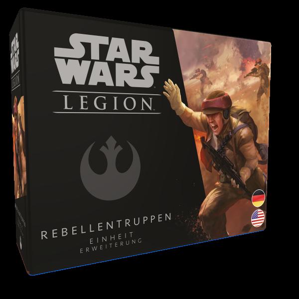 Star Wars: Legion - Rebellentruppen-Einheit