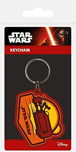 Schlüsselanhänger: Star Wars - Rey´s Speeder