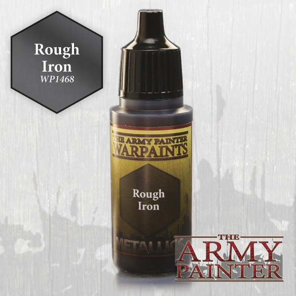 Army Painter Rough Iron