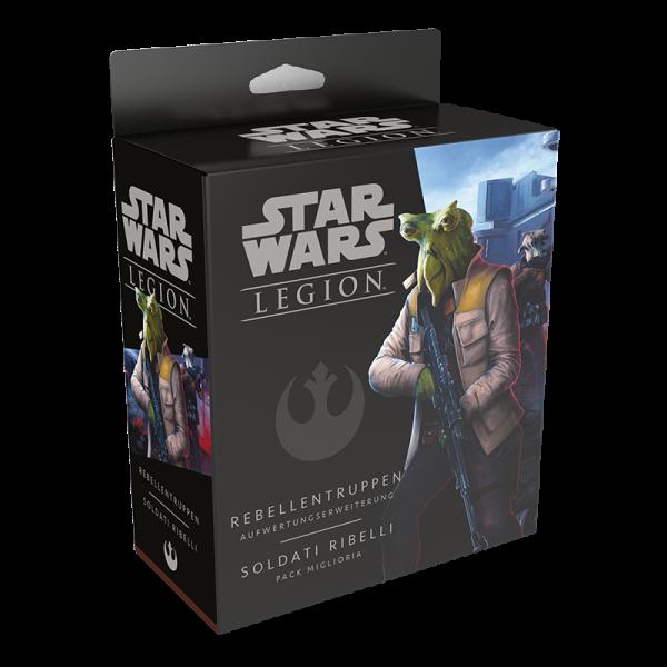 Star Wars: Legion - Rebellentruppen - Aufwertungserweiterung