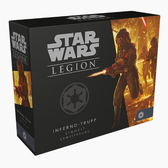 Star Wars: Legion - Inferno-Trupp - Erweiterung1