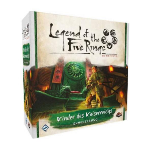 Legend of the 5 Rings: Kinder der Kaiserreichs1