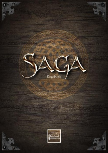 Saga: Regelbuch 2te Edition f