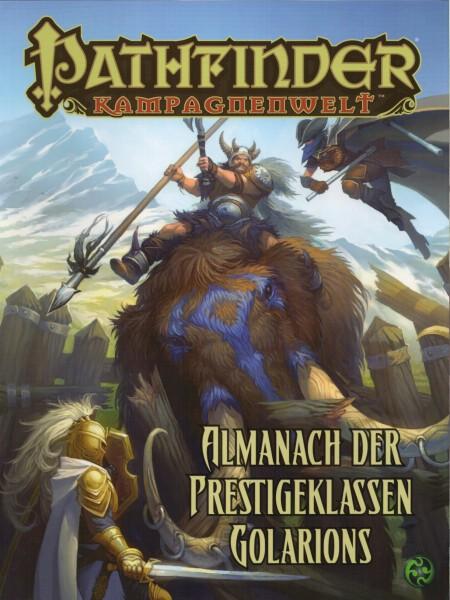 Pathfinder: Almanach der Prestigeklassen f