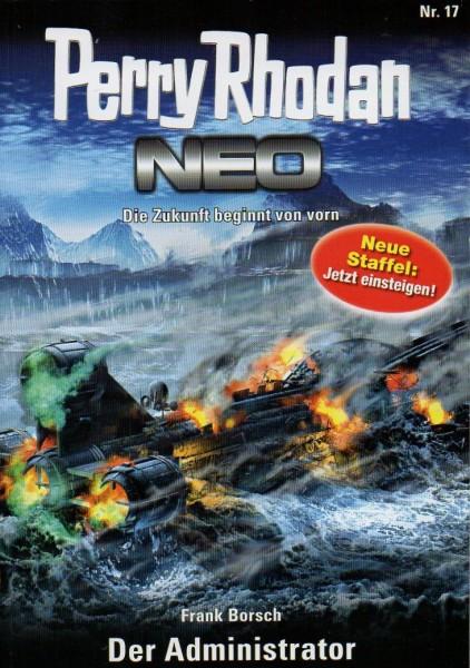 Perry Rhodan - NEO #17: Der Administrator