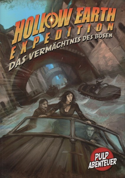 Hollow Earth Expedition Das Vermächtnis der Bösen f