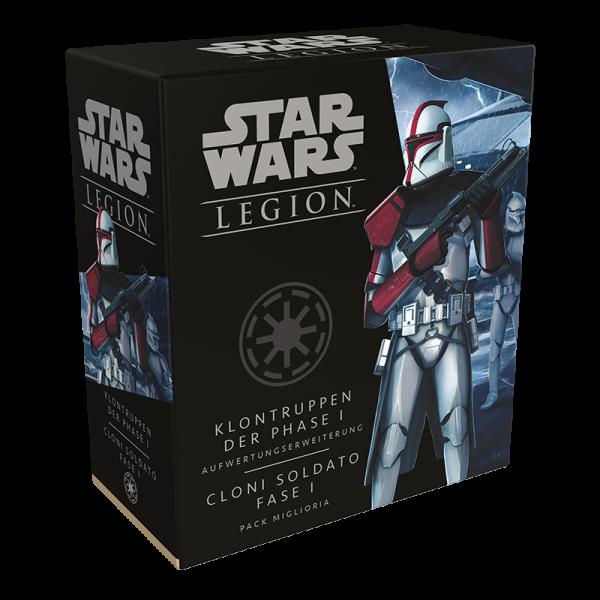 Star Wars: Legion - Klontruppen der Phase I - Aufwertungserweiterung