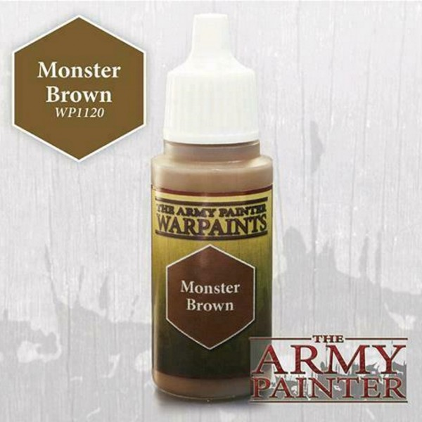 Army Painter Monster Brown