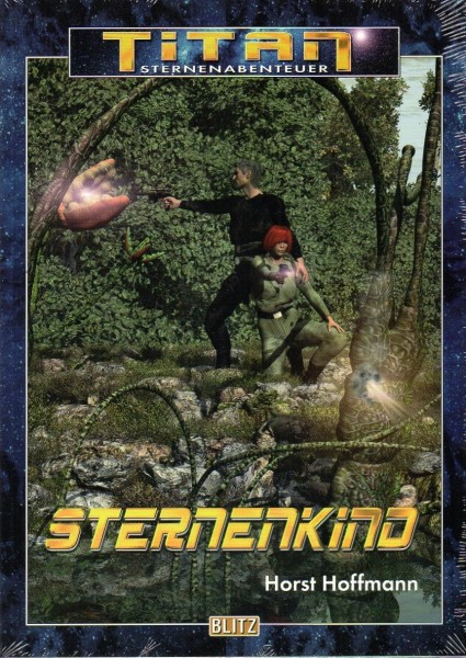 Titan - Band 29: Sternenkind f