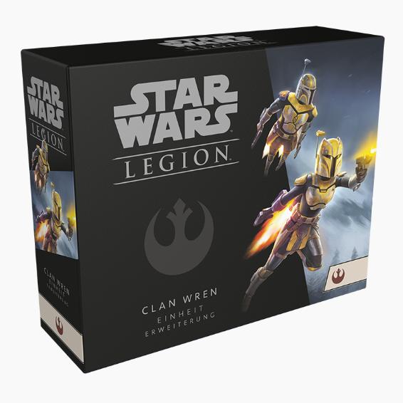 Star Wars: Legion - Clan Wren - Erweiterung1