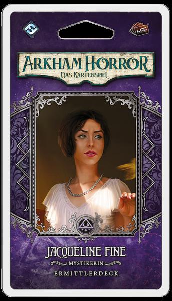 Arkham Horror: LCG - Jacqueline Fine - Ermittlerdeck