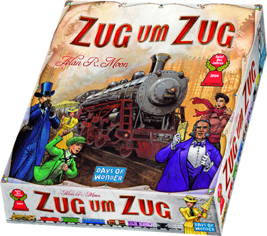 Zug um Zug - Grundspiel 1