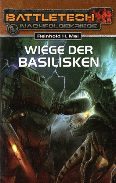 Classic BattleTech Wiege des Basilisken f