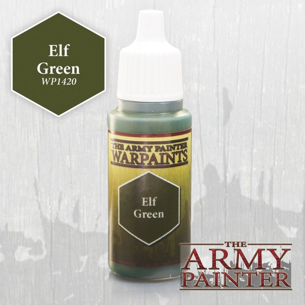 Army Painter Elf Green