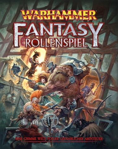 Warhammer: Fantasy - Rollenspiel Regelwerk