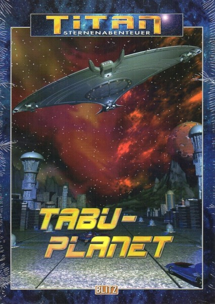 Titan - Band 19: Tabu-Planet f