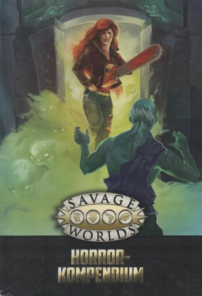Savage Worlds: Horror-Kompendium f
