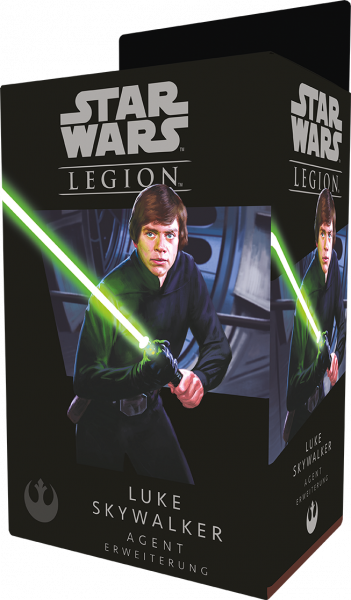 Star Wars: Legion - Luke Skywalker - Agent Erweiterung
