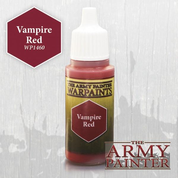 Army Painter Vampire Red