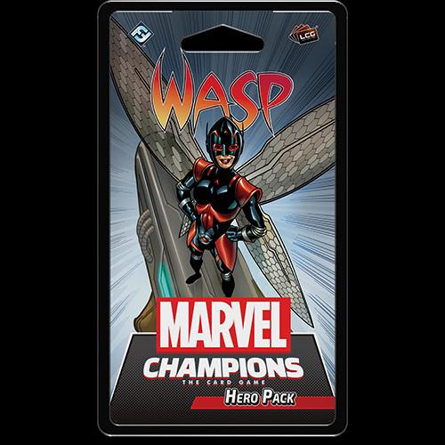 Marvel Champions: The Card Game - Wasp - Erweiterung