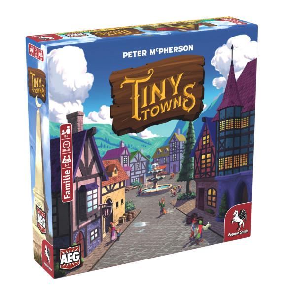 Tiny Towns (deutsche Ausgabe) 1